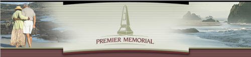 Click to find out more about Premier Memorial